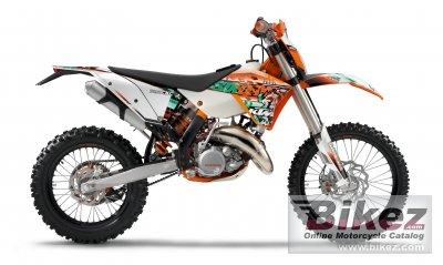 2011 KTM 125 EXC SIXDAYS