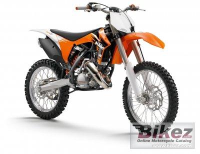 2011 KTM 125 SX
