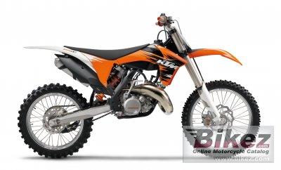 2011 KTM 150 SX