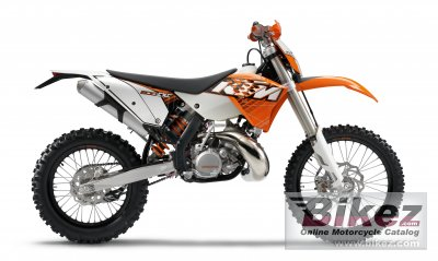 2011 ktm 200 exc specifications and pictures