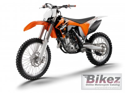 2011 ktm 250 sx-f specifications and pictures