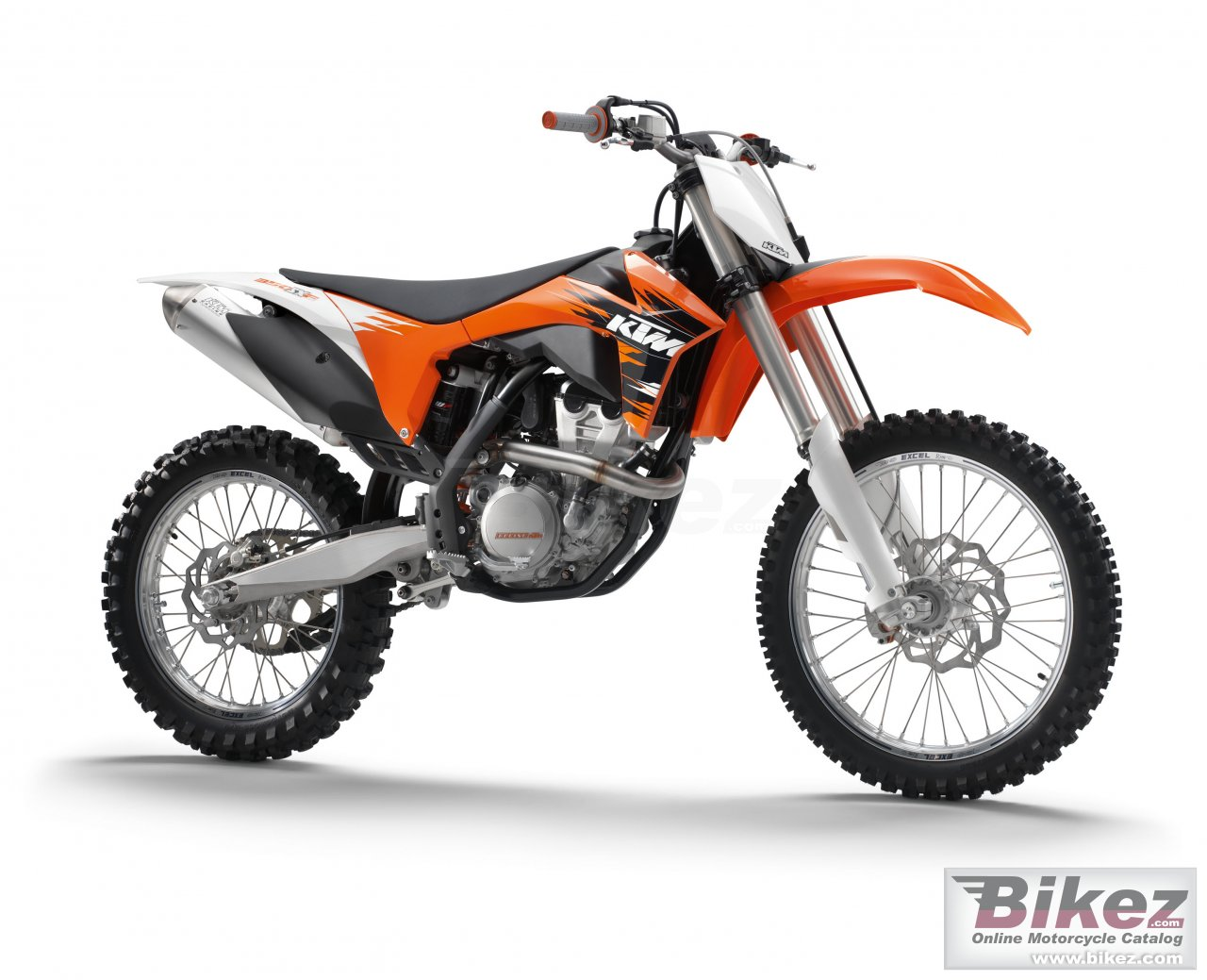 Big KTM 350 sx-f picture and wallpaper from Bikez.com