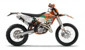 2011 KTM 125 EXC SIXDAYS photo