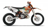2011 KTM 250 EXC SIXDAYS photo