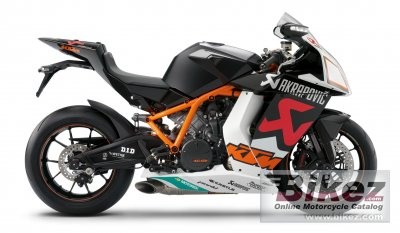 2011 KTM 1190 RC8 R Akrapovic photo