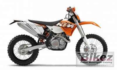 2011 KTM 400 EXC specifications and pictures 95f7285c88