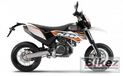 2011 KTM 690 SMC