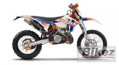 2012 KTM 125 EXC Six Days