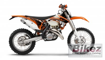 2012 KTM 125 EXC