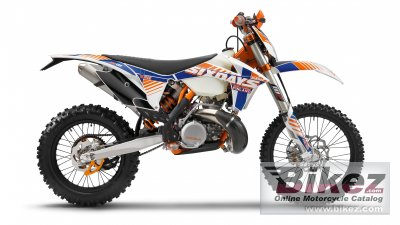 2012 KTM 250 EXC Six Days photo