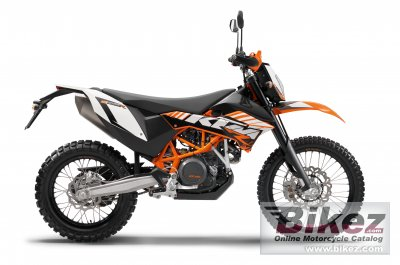 2012 KTM 690 Enduro R photo