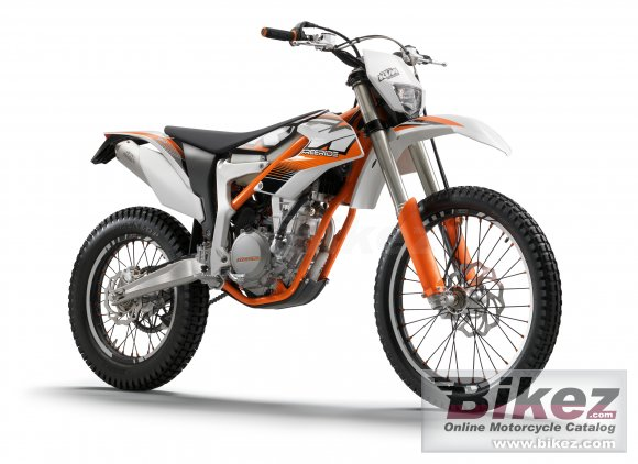 2012 KTM Freeride 350 photo