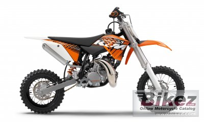 2012 KTM 50 SX Mini photo