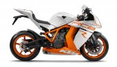 2012 KTM 1190 RC8 R Race Specs photo