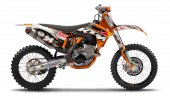 2012 KTM 250 SX-F Roczen Edition photo