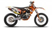 2012 KTM 350 SX-F Cairoli Edition photo