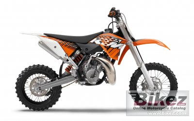 2012 ktm 65 sx specifications and pictures