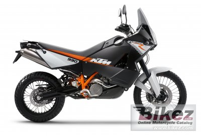 2012 KTM 990 Adventure R specifications and pictures