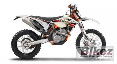 2013 KTM 450 EXC Six days photo