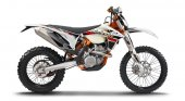 2013 KTM 500 EXC Six days photo