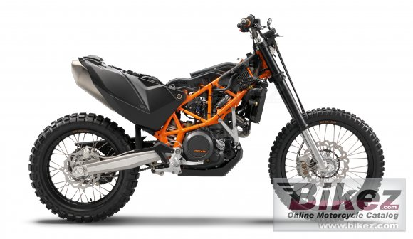 2013 KTM 690 Enduro R photo
