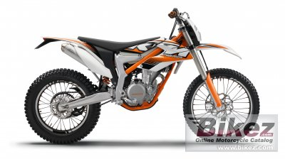 2013 KTM Freeride 350 photo
