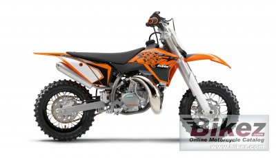 2013 KTM 50 SX Mini photo