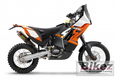 2013 KTM 450 Rally Replica photo