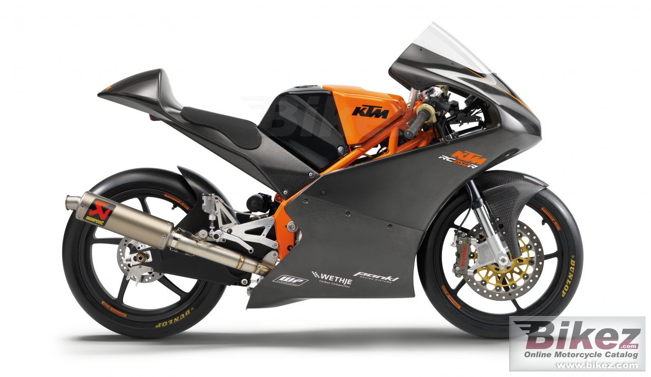 Big KTM rc 250 r picture and wallpaper from Bikez.com