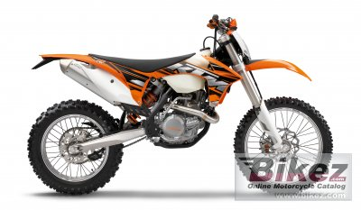 2013 KTM 450 EXC specifications and pictures