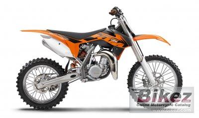 2013 KTM 85 SX 17-14