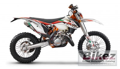 2014 KTM 125 EXC SixDays