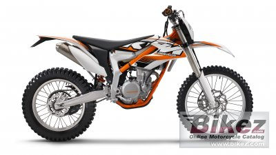 2014 KTM Freeride 350 photo