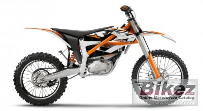 2014 KTM Freeride E photo