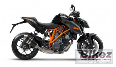 2014 KTM 1290 Super Duke R photo