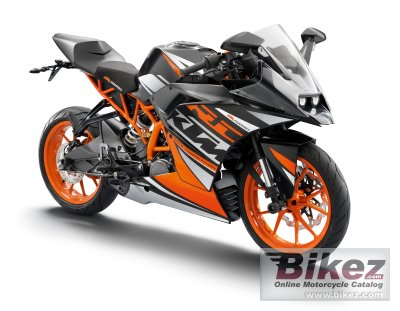 2014 KTM 125 RC PP photo