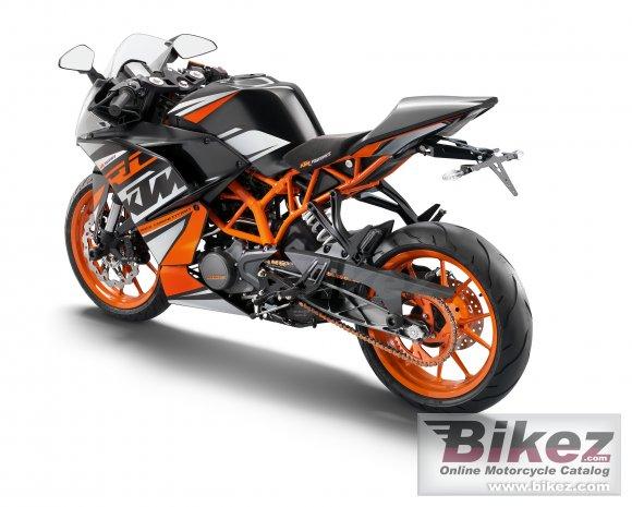 2014 KTM 125 RC PP