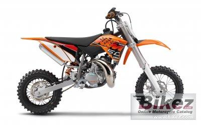 2014 KTM 50 SX