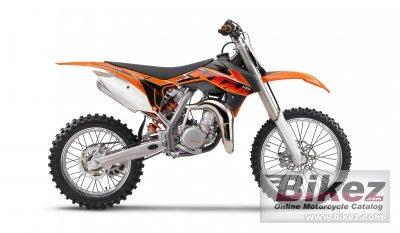 2014 KTM 85 SX 17-14