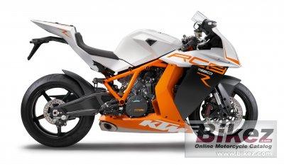 2015 KTM 1190 RC8 R