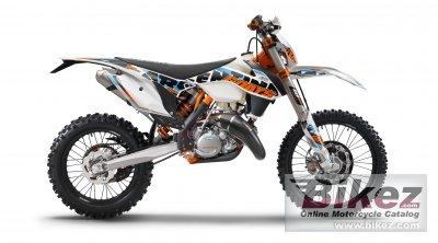 2015 KTM 125 EXC SixDays