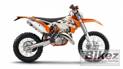 2015 KTM 125 EXC