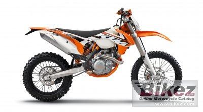 2015 KTM 450 EXC