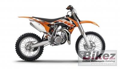 2015 KTM 85 SX 17-14