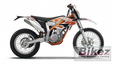 2015 KTM Freeride 350