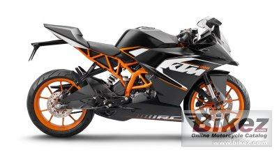 2015 KTM RC 200
