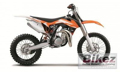 2016 KTM 85 SX 19-16