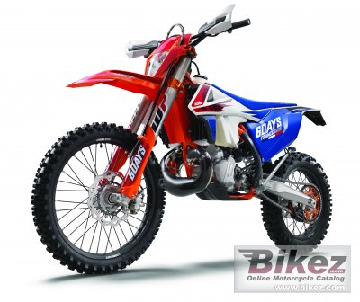 2018 KTM 250 EXC TPI Six Days