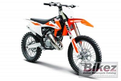 2019 KTM 125 SX