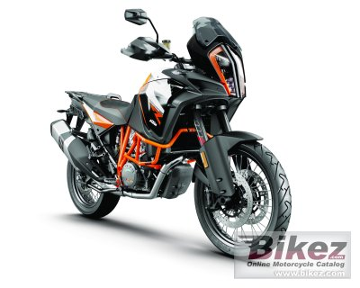 2019 Ktm 1290 Super Adventure R Specifications And Pictures